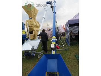 New Grain Tec Pneumatischer Förderer PPZ- 30/ conveyor for sale at