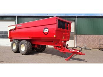 Beco super 1800 kieper - farm trailer