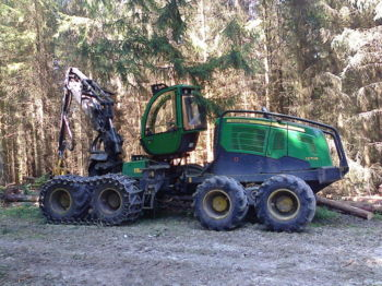 JOHN DEERE forestry harvesters for sale - Truck1 USA