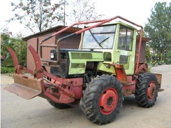 MB TRAC  - harvester
