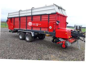 Lely TIGO 60 RD - self-loading wagon