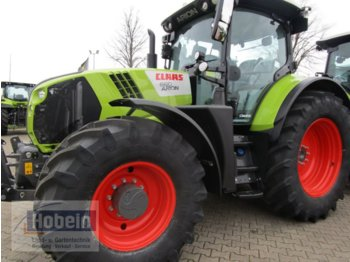 CLAAS Arion 660 Cmatic Cebis - wheel tractor