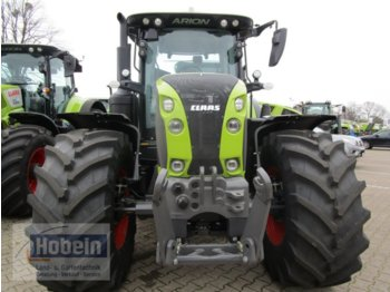 CLAAS Axion 800 Concept - wheel tractor