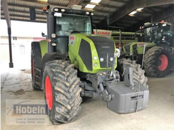 CLAAS Axion 840 - wheel tractor