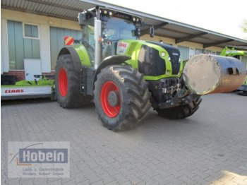 CLAAS Axion 850 Hexashift - wheel tractor