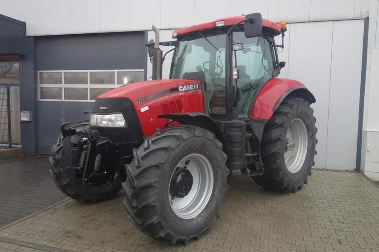 Wheel tractor Case-IH Puma 140 MC, 34759 USD - Truck1 ID - 3908257