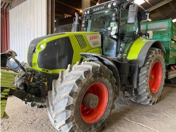 Claas Axion 870 C-Matic  - wheel tractor