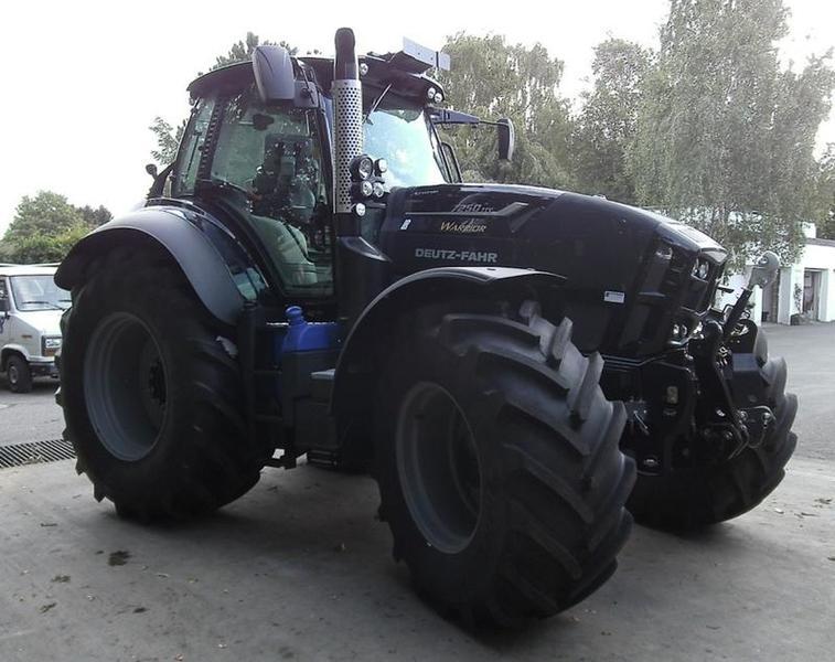 Wheel Tractor Deutz Fahr Agrotron 7250 Ttv 2622718