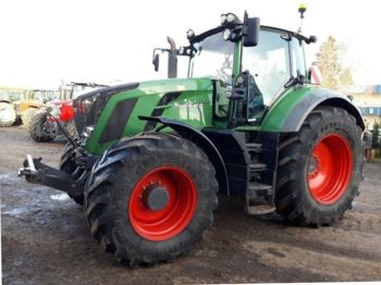 Fendt 824 PROFI + - wheel tractor