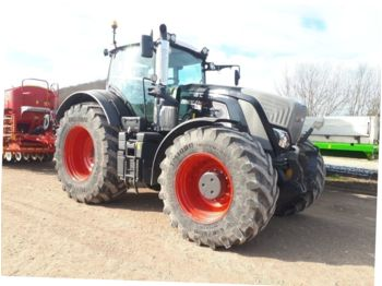 Fendt 933 BLACK PROFI + - wheel tractor