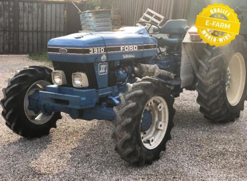 Wheel Tractor Ford 3910 3140670