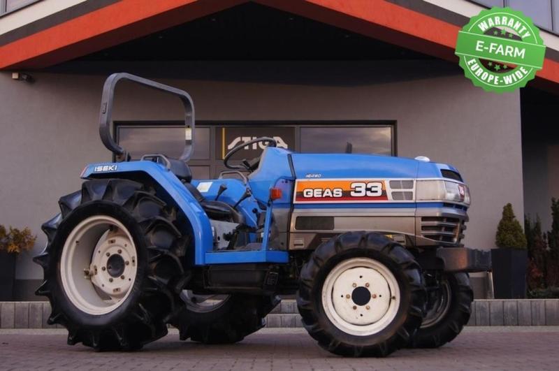 Wheel tractor Iseki GEAS 33 — 3010351