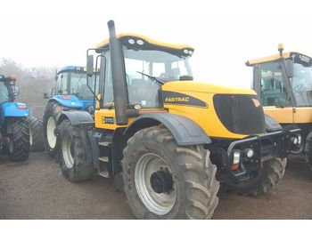 JCB 3170 wheeled tractor - wheel tractor