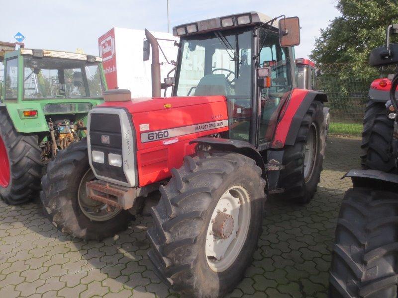 Wheel tractor Massey Ferguson 6160, 16653 USD - Truck1 ID - 2676862