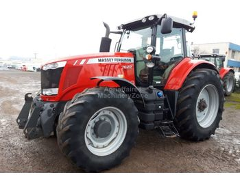 Massey Ferguson 7622 DVT EFFICIENT - wheel tractor
