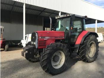 Wheel tractor Massey Ferguson 6160 DYNA, 25670 USD - Truck1 ID - 956662