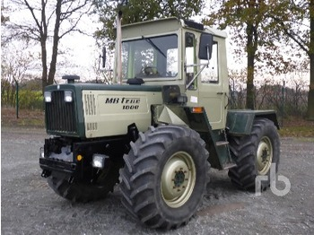 Mercedes-Benz MB TRAC 1000 4Wd Agricultural Tractor - wheel tractor