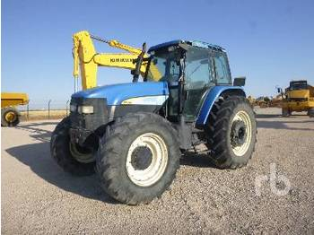 Wheel tractor NEW HOLLAND TN75NA 4WD - Truck1 ID - 3036036