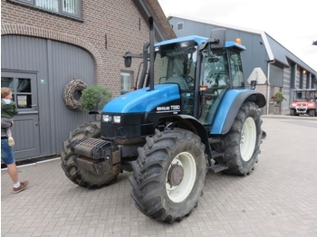 Wheel tractor New Holland New Holland TS110 TS110, 1121 USD - Truck1