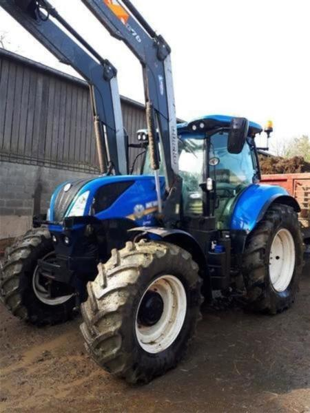 Wheel tractor New Holland T7 175 — 3315766