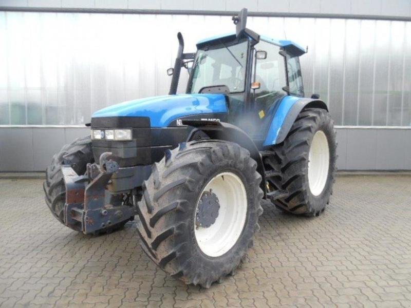 Wheel tractor New Holland TM150 — 3248303