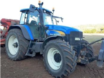 Wheel tractor New Holland TM150 SS Med frontlift & frontPTO , 16846