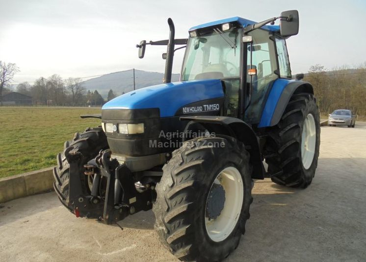 Wheel tractor New Holland TM 150 RC - Truck1 ID - 3411313