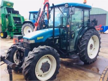 Wheel tractor New Holland TN-D 75 A, 26711 USD - Truck1 ID