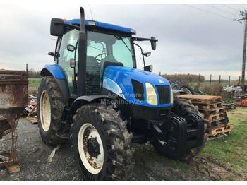 New Holland TS 100 A - wheel tractor