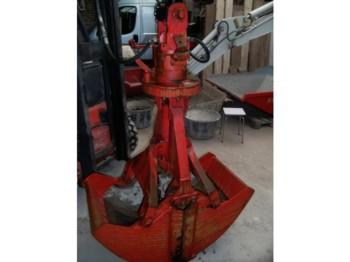 Clamshell bucket ATLAS grab bucket 60 cm , 348 USD - Truck1