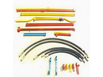 hammer kits/piping kits/breaker line for CAT320,EX200-1,PC100,CAT330BL ECT for excavators of hitachi,komatsu,kobelco.CAT ect. - hydraulic hammer