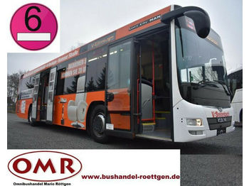 MAN A 78 Lion's City / Euro 6 / A20 / A21 / 530  - city bus