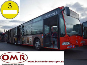 Mercedes-Benz O 530 G Citaro / A23 / Lion's City  - city bus