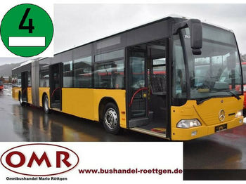 City bus Mercedes-Benz O 530 G / Citaro / A 23 / Lion`s City / Klima