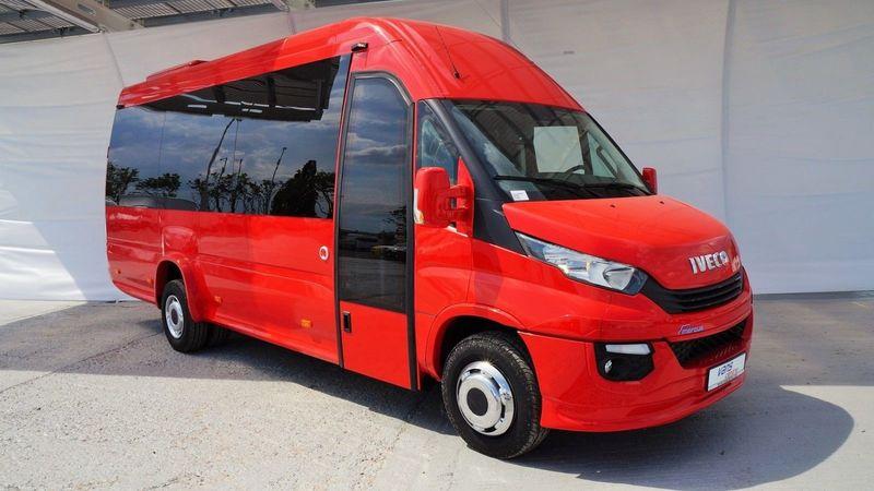 Poważne Minibus Iveco Daily BUS 24 sitze / NEU / GARANTIE! , 64801 USD CS35