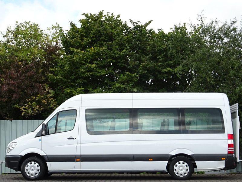 minibus mercedes-benz sprinter 311 cdi 8+1 sitzer flexi-trans