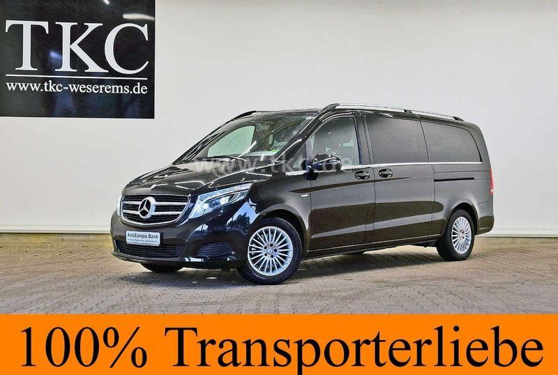 9d225ad7da New Mercedes-Benz V 250 d Avantgarde X-lang 8-Sitzer AHK  58T457 ...