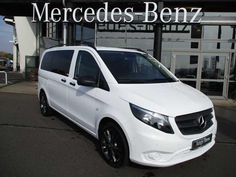 91d6495d25 Minibus Mercedes-Benz Vito 119 CDI K Tourer EDITION 4x4 Liege-Paket ...
