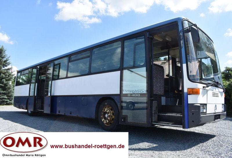 Suburban bus Mercedes-Benz O 408 / A01 / 315H — 3062989