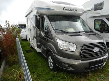 Chausson 610 Limited Edition Flash (Ford)  - camper van