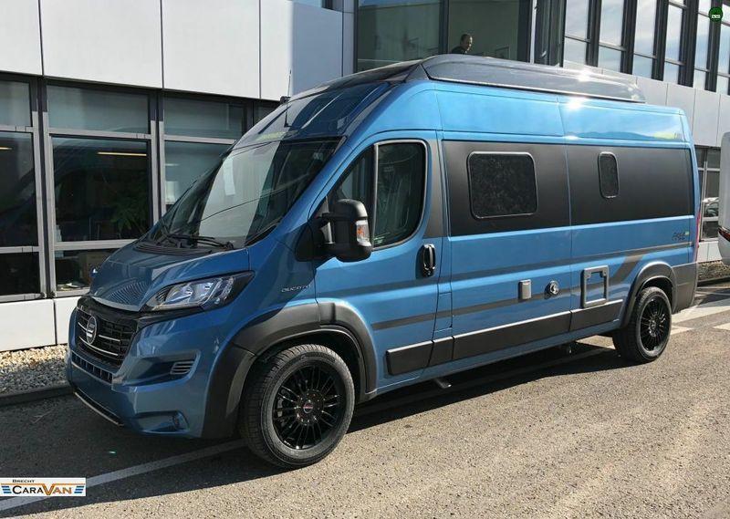 Camper van HYMER / ERIBA / HYMERCAR HymerCar 300 Blue Evolution 150PS,Navi,  — 3392713