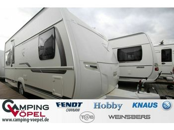 Travel trailer Fendt Saphir 495 SFB Modell 2021