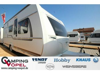 Travel trailer Fendt Saphir 560 SKM Modell 2021