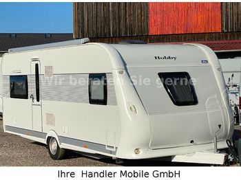 Hobby 560 CFe  - travel trailer