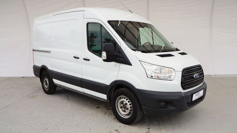 Closed Box Van Ford Transit 2 2tdci L2h2 Garantie 3 2019 9254 Usd Truck1 Id 2585463