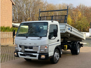 Mitsubishi Canter Fuso 7C18 2-Achs Kipper Meiller Klimaanla  - commercial truck