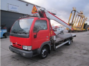 Nissan 35.10 Cabstar (WITH MANLIFT) - aerial platform