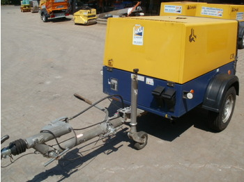 COMPAIR C 38 - air compressor