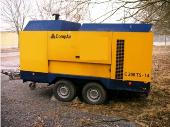 Compair C200TS-14 - air compressor