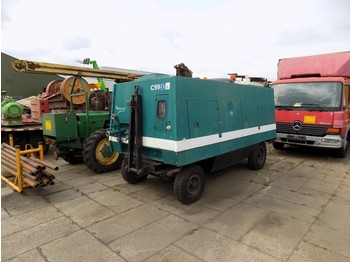 Ingersoll Rand 6 cill. - air compressor